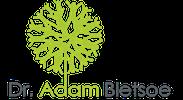 Dr. Adam Bletsoe Toronto Chiropractor, Mindfulness Meditation Logo