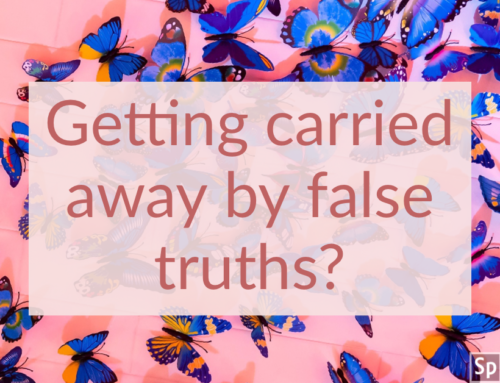 Getting Carried Away by False Truths?