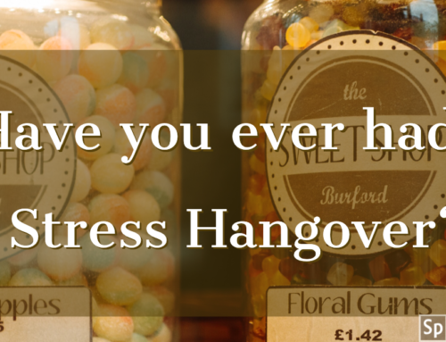 Have You Ever Had A Stress Hangover?